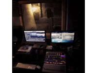 RECORDING STUDIO & MUSIC VIDEO PRODUCTION FROM £50