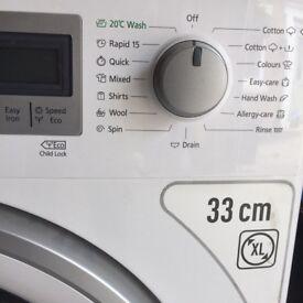 Panasonic large capacity washing machine