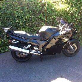 Honda Blackbird XX 1100 1999