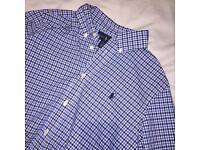 Ralph Lauren long sleeved shirt age 14-16