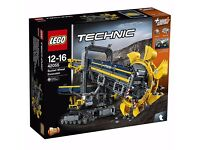 LEGO 42055 Technic Bucket Wheel Excavator Building Set NEW SEALED
