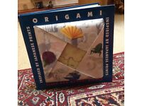 Origami by Steve and megumi biddle