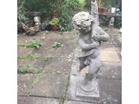 Cherub Statue for sale