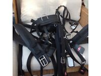 As new harness for horse
