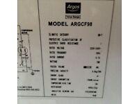 Small Argos chest freezer