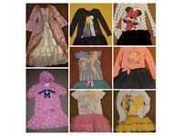 8 Beautiful Princess disney dresses age 5-7
