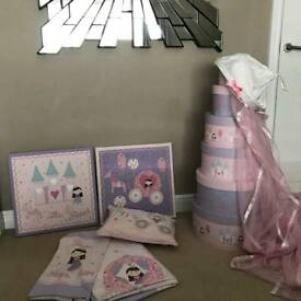 bed furniture (next princess bundle)