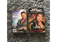 Wrestling books