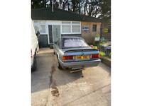 BMW E30 316 baur