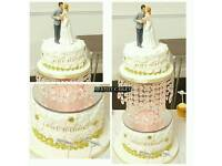 WEDDING CAKES and BIRTHDAY CAKES For all occasions