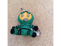 Loot Crate HALO Legendary Master Chief Carabiner Plush - Founders Crate