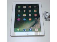apple ipad 4 retina 16gb wifi white