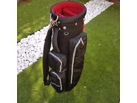 ONOFF Golf Bags (Green + Black) - Rare, Made in Japan