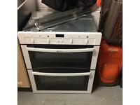 Neff double oven and grill