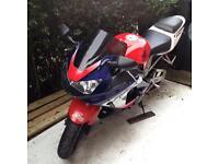 Honda cbr900/1000rr