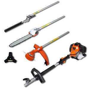 4-in-1 2.2kW Multi-tool Hedge&Grass Trimmer, Chain (SKU 141550) Mount Kuring-gai Hornsby Area Preview