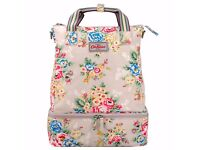 Cath Kidston bag, Candy Flowers Double Decker Backpack.