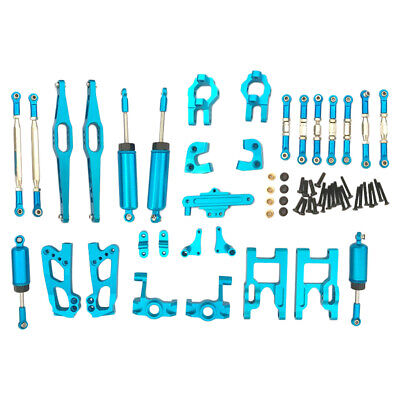 Car Parts - For WLtoys 12428 Upgrade Parts Kit Suitable for Feiyue 1/12 RC Car