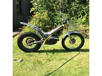 Sherco 125 2013 not Gasgas, beta, trials bike