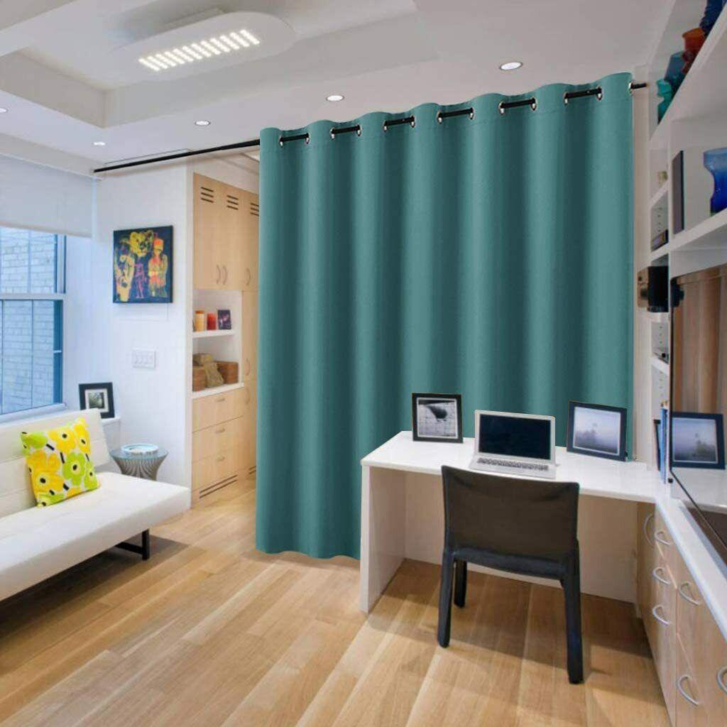 Bamboo Grommet Top Panels For Sliding Glass Doors And Large Windows Teak 48x84 For Sale Online Ebay