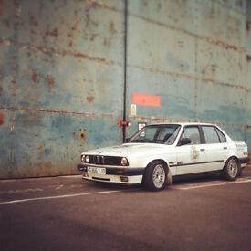 BMW E30 325i SE 1990 – Tackday Car
