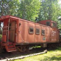 EARLY 1970s (72/73) CABOOSE - $15,000 Reduced