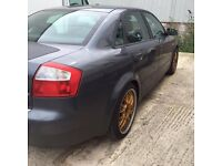 2 AUDI A4 FOR SALE