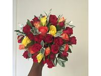 Floristry student looking for work experience in a shop/events to develop skills/speed London based