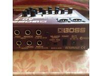 Boss AD5 acoustic instrument processor