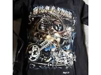 Official wild t-shirt medium new with tag