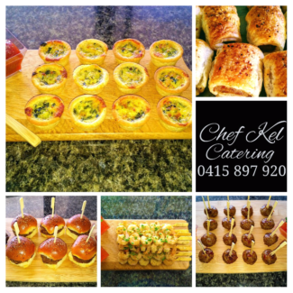 Delicious Finger Food Party Food BBQ Food Catering Covering All P