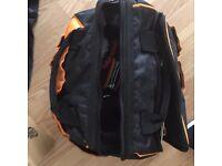 Bike tools bag with tools - bike accessories