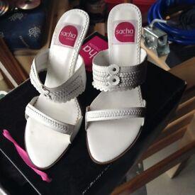 "Ladies 'Sacha of London"" Sandals"
