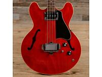 Gibson EB-2 (EB 2) Bass - 1968 Cherry