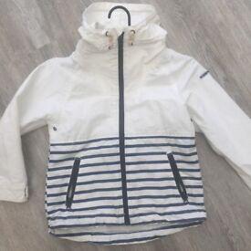 Boys Zara collection zip up rain mac