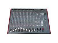 Allen & Heath ZED R16 16 Channel Firewire Recording Mixer