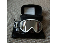 Scott Goggles with case ski/snowboard