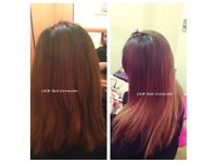 **Pre-bonds, Micro-rings, Micro Weft, Russian Mongolian, Russian, European or Indian Hair Extension!