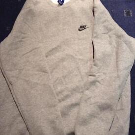 (Large) Nike Jumper & Hoodie with Ralph Lauren T shirt