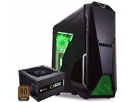 Gaming Computer PC, Intel Core I7 4790 2tb 16gb 1600Mhz GTX 1050TI 4gb Apache, Free Delivery!