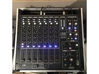 UREI 1605 DJ MIXER - includes flight case and smaller UREI 1603 for spares