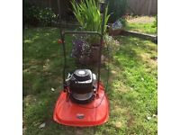 4Stroke Honda Gcv160 5.5 Fymo Hover Mower . Serviced Blade Sharpened fully working.
