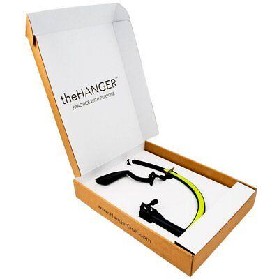 the HANGER Golf Training Aid.
