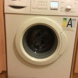 Bosch excel 1200 express washing machine