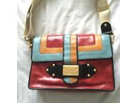 L.A..M.B Gwen Stefani leather handbag