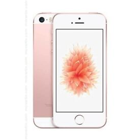 NEW * GOLD ROSE 32 GB IPHONE 6S BOXED