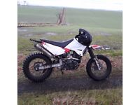 Looking for supermoto 125 or road legal dirt bike