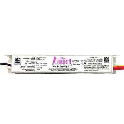 Fulham Workhorse 1 Versatile Solid State Electronic Ballast WH1-120-L 15906