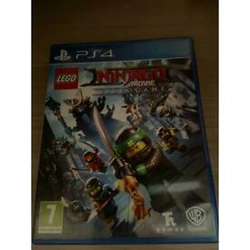 Lego ninjago the movie game for ps4