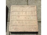 Original Victorian Quarry Tiles